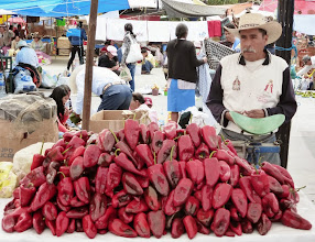 Photo: Chiles, San Andres Cholula