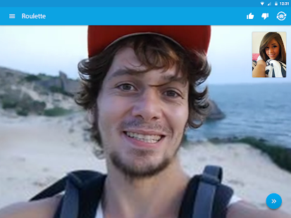 Video Chat Roulette- screenshot thumbnail