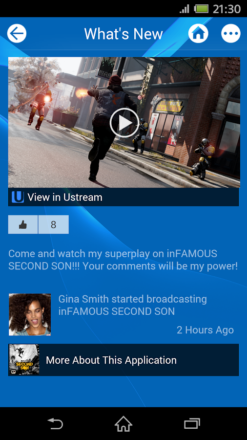 PlayStation®App - screenshot