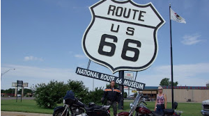 route 66 et musée Harley