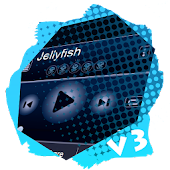 Jellyfish PlayerPro Skin