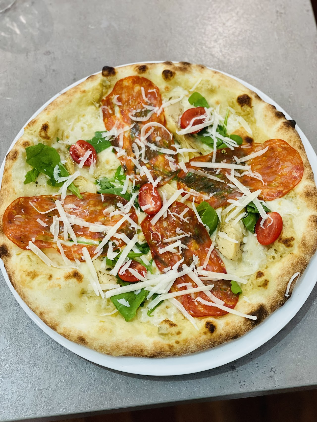 Pizza de Juin