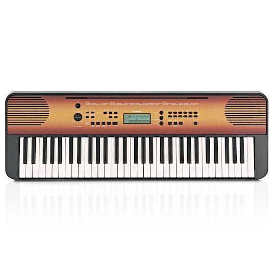 Yamaha PSR-E360MA Keyboard Maple