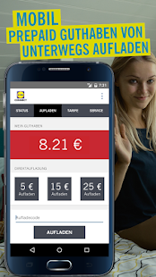 LIDL Connect- screenshot thumbnail