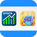 London Stock + Currency Quotes icon