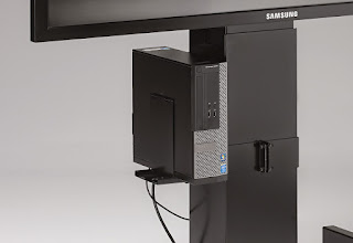Photo: Inset of CPU holder with CPU