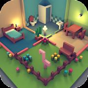Sim Girls Craft: Home Design icon