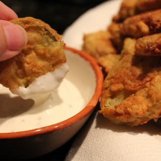 Easy Fried Pickles