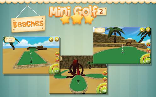 Mini Golf Stars 2 Screenshot 1