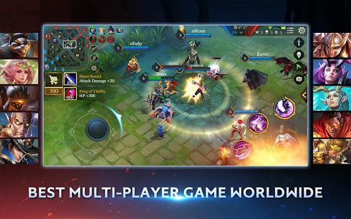 Arena of Valor: 5v5 Battle 1.23.1.4 screenshots 8