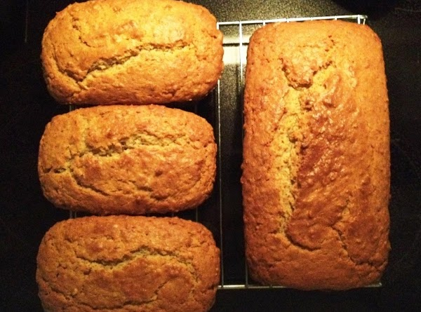 Sour Cream Maple Bread Recipe
