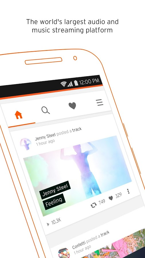 how to download music from soundcloud app