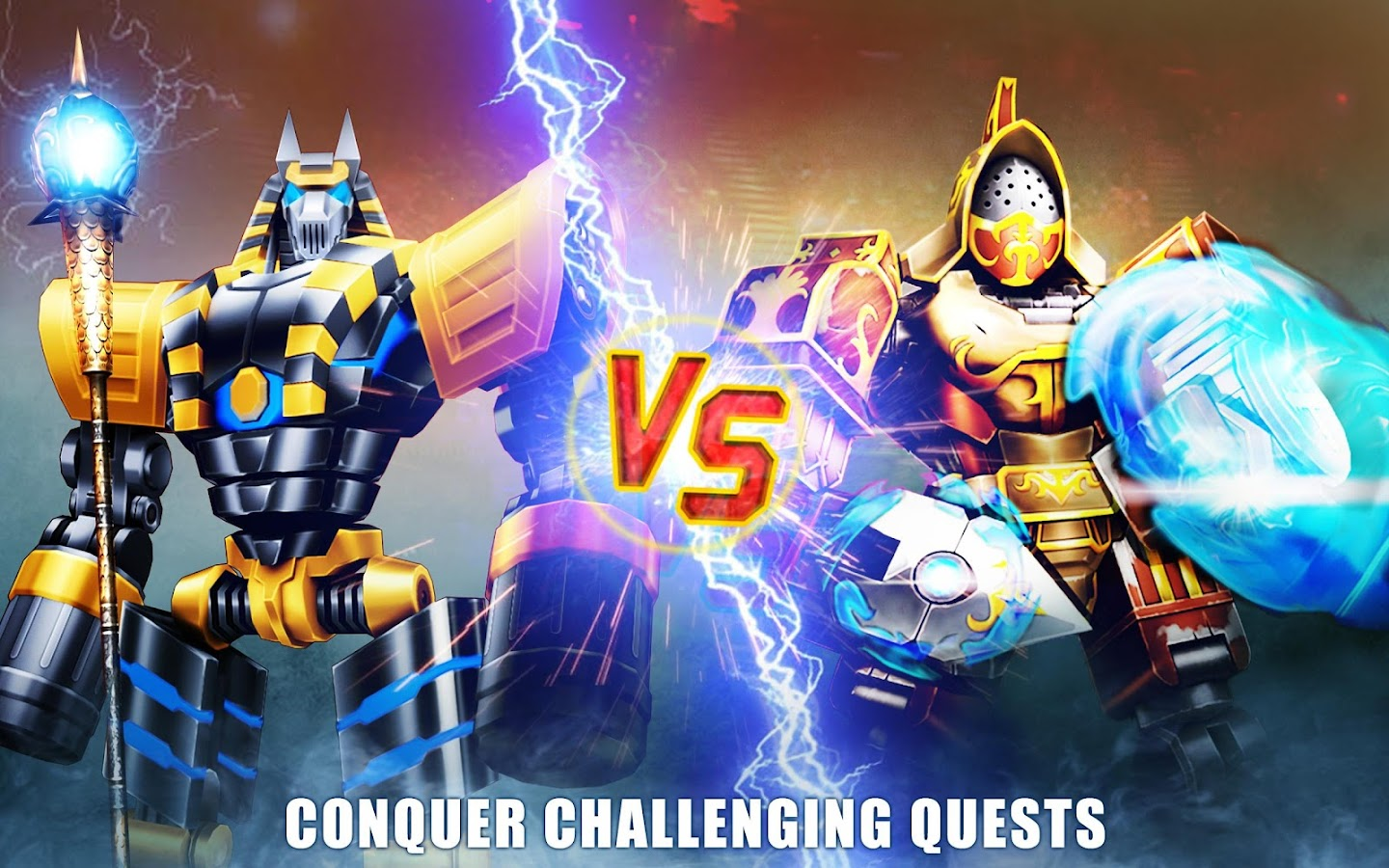 Ultimate Robot Fighting Apl Android Di Google Play