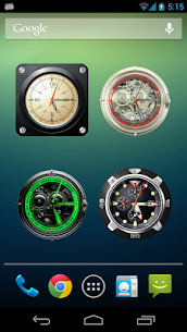 Analog Clock Wallpaper/Widget 2.9 Latest MOD APK 3