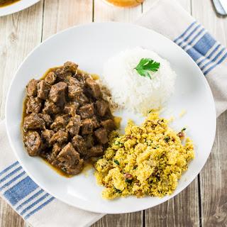 Brazilian Beef Stew (Picadinho)