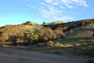 Photo: Hidden Springs Trail (Facing East)