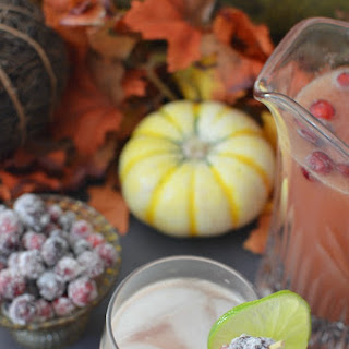 Thanksgiving Alcohol Punch Recipes