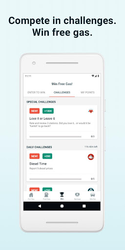 GasBuddy: Find Cheap Gas Prices & Fuel Savings screenshot 5