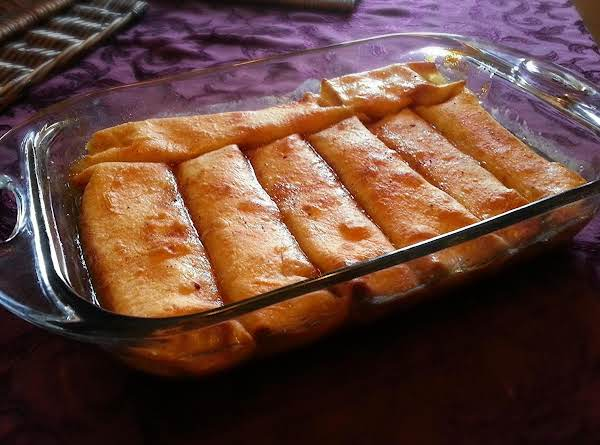 Apple Enchiladas Recipe