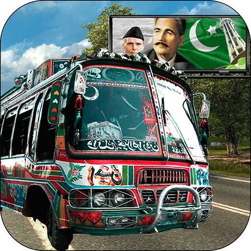 Pak Azadi Bus Drive Simulator 2017