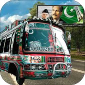 Pak Azadi and Eidi Bus Drive Simulator 2017