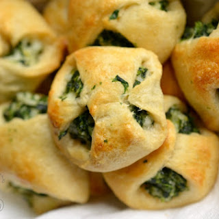 Crescent Roll Vegetable Appetizer Recipes.