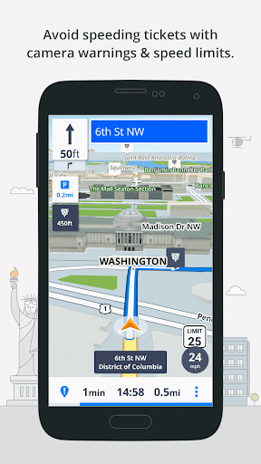 GPS Navigation & Maps Sygic screenshot 6