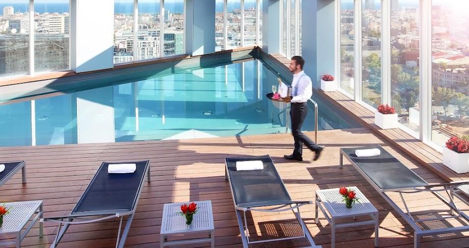 Foto Hotel Novotel Barcelona City 8