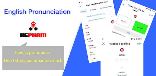 English Pronunciation - Apps on Google Play