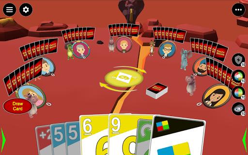 Crazy Eights 3D  screenshots 2