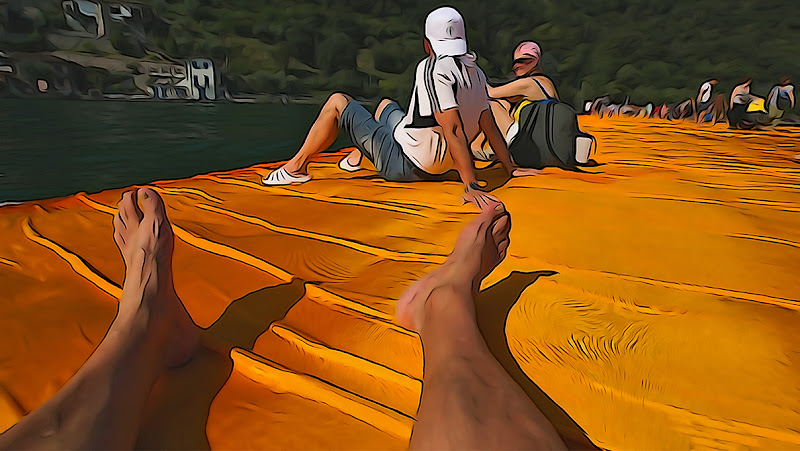 estate da Christo di lorenzo_davighi