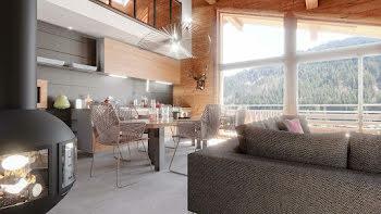 appartement à Saint-Jean-de-Sixt (74)