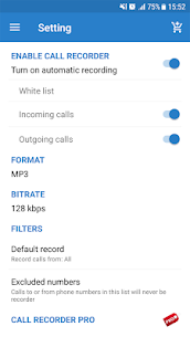 Auto call recorder Apk Latest Version Download For Android 5