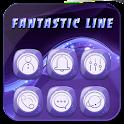 Fantastic Line Theme icon