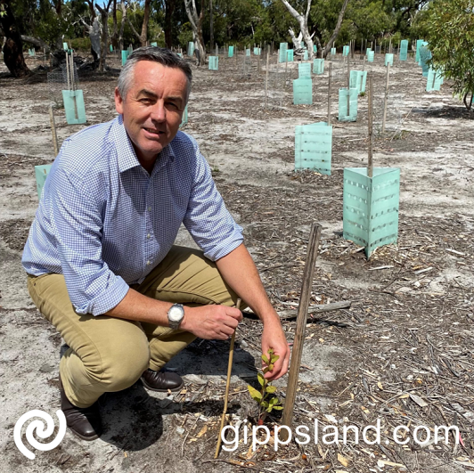 Federal Member for Gippsland Darren Chester has welcomed the announcement of more than $3.8 million to aid in the recovery of native wildlife and habitat in East Gippsland