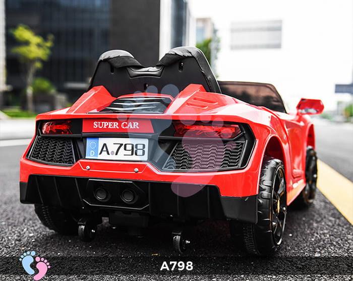 Xe ô tô điện trẻ em Lamborghini A798 7