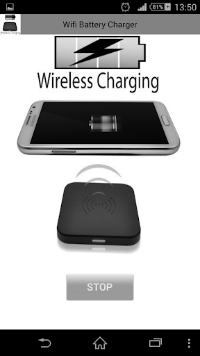 Wireless Battery Charger Prank