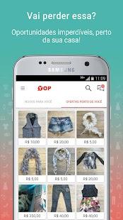 YOP: Comprar e Vender no Seu Brechó Móvel Screenshot
