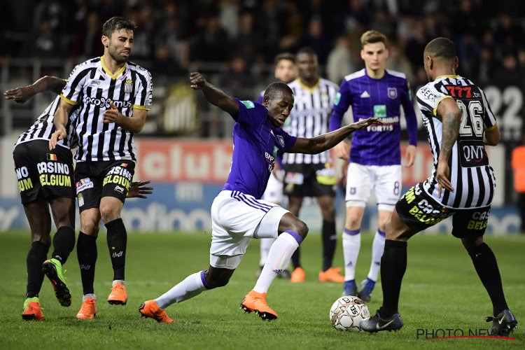 Officiel: un jeune défenseur d'Anderlecht file à Virton