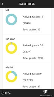 Guestlist - náhled