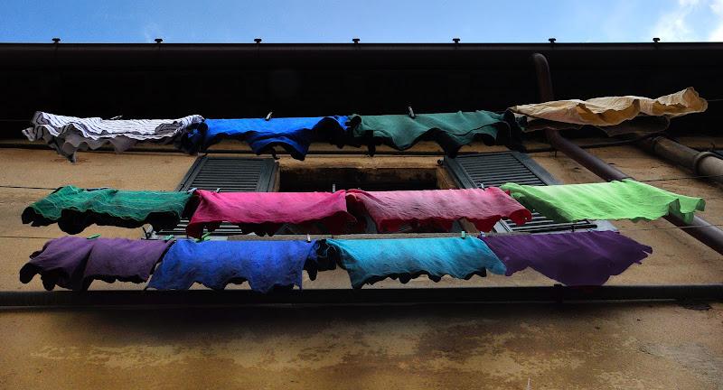 Bucato in casa Benetton di AlfredoNegroni
