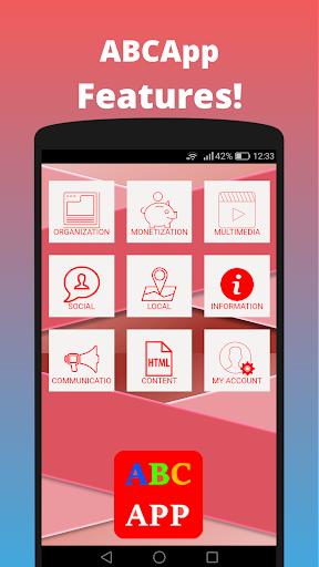 ABC Easy App  screenshots 9
