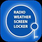 Radio Weather Locker icon