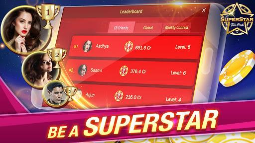 Teen Patti Online: 3 Patti Indian Poker Superstar  screenshots EasyGameCheats.pro 4