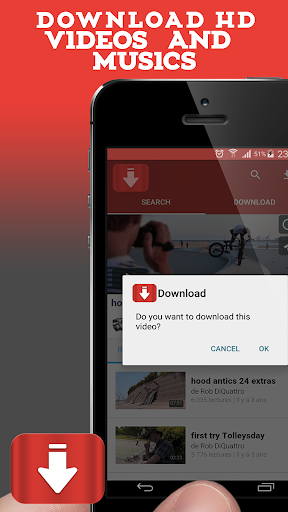 Full HD Video downloader for Android