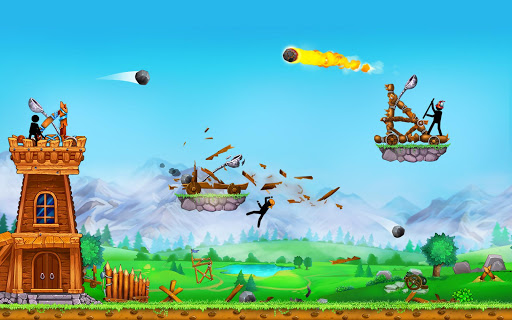 The Catapult 2 u2014 Grow your castle tower defense 3.1.0 screenshots 9
