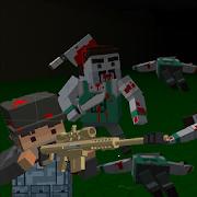 Pixel Military VS Zombies