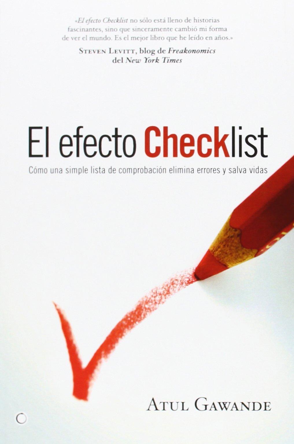 El Efecto Checklist Resumen PDF