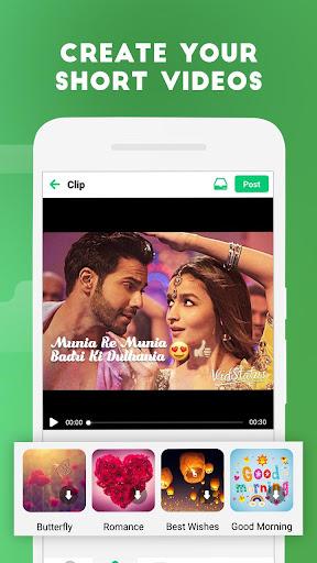 VidStatus app - Status Videos & Status Downloader 2.7.7 screenshots 4