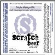 Troegs Scratch #98 - Triple Mango IPA